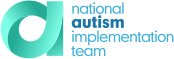 The logo for the National Autism Implemenation Team